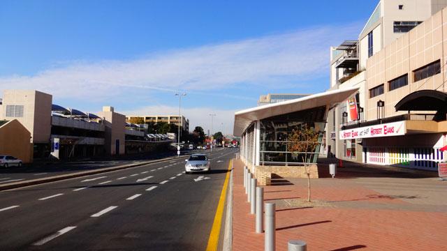 Onde ficar em Johannesburg - Rosebank (Foto: Esse Mundo É Nosso)
