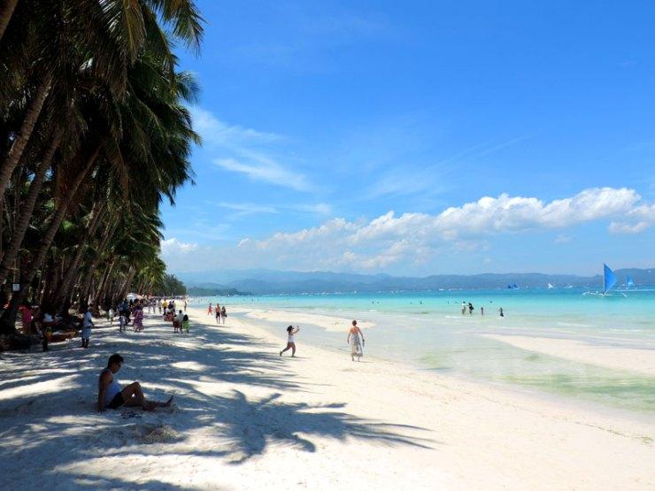 Praias do Sudeste Asiático - Boracay, Filipinas (Foto: Esse Mundo É Nosso)