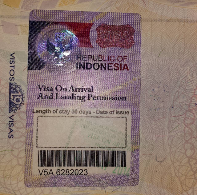 Visto para Bali e Indonésia (Foto: Esse Mundo É Nosso)