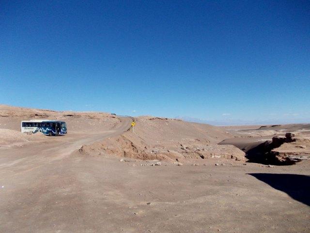 Atacama: Valle de la Luna e Valle de la Muerte (Foto: Esse Mundo é Nosso)
