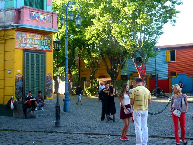 La Boca - Dicas de Buenos Aires (Foto: Esse Mundo É Nosso)