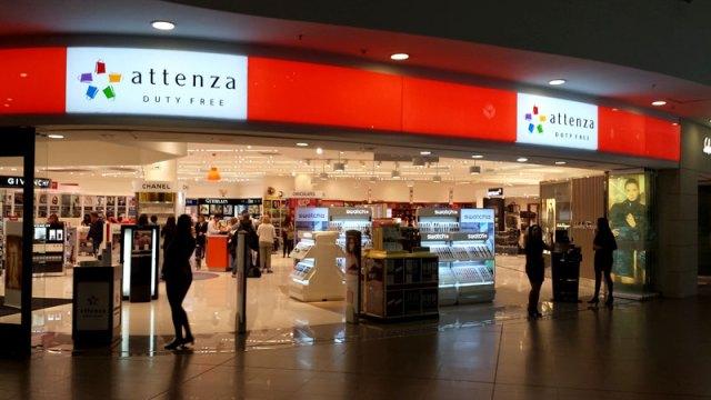 Free shop de Bogotá (Foto: Esse Mundo É Nosso)