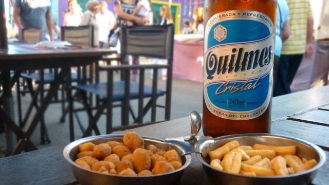 Onde comer em Buenos Aires - Bar La Perla (Foto: Esse Mundo É Nosso)