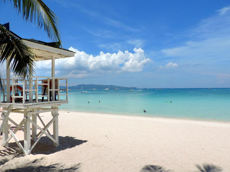 Como escolher um hotel em Boracay, Filipinas (Foto: Esse Mundo É Nosso)