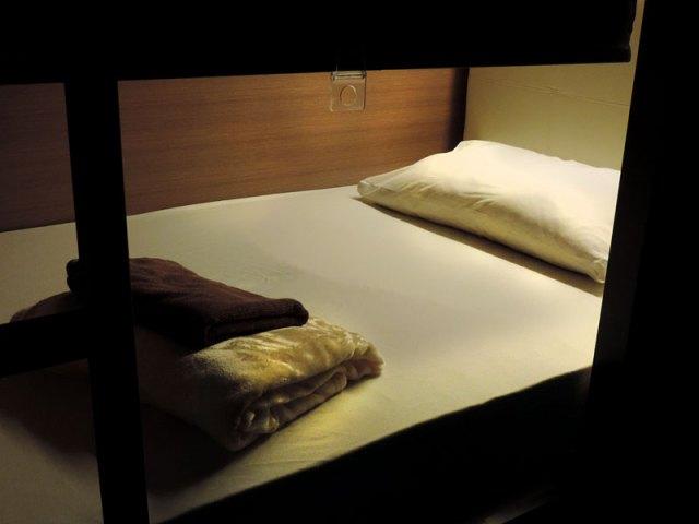 Hotel Cápsula em Cingapura - Chic Capsule Otel (Foto: Esse Mundo É Nosso)