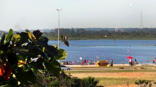O que fazer em Assunção: Centro da cidade (Foto: Esse Mundo É Nosso)
