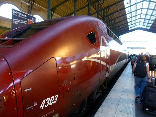 Como é viajar de trem pela Europa (Foto: Esse Mundo é Nosso)