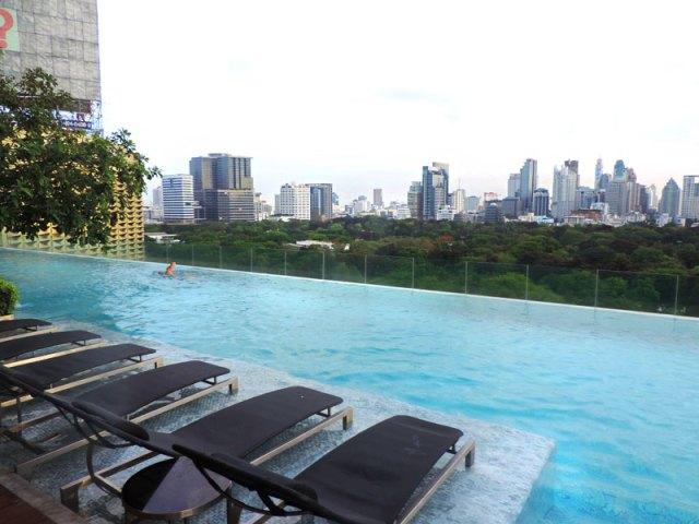 Onde ficar em Bangkok: Sofitel So Bangkok (Foto: Esse Mundo É Nosso)