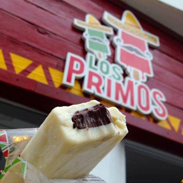 Paletas mexicanas em SP:  Los Primos (Foto: Divulgação)