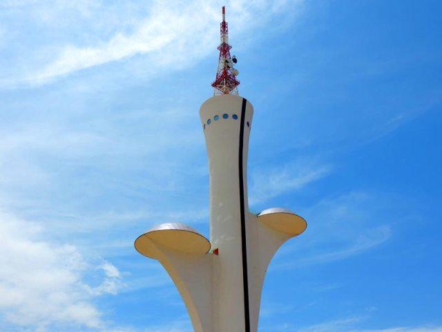 Torre de TV Digital de Brasília (Foto: Esse Mundo É Nosso)