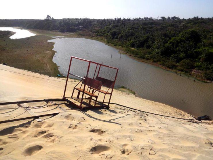 Passeio de buggy em Fortaleza - Cumbuco (Foto: Esse Mundo É Nosso)