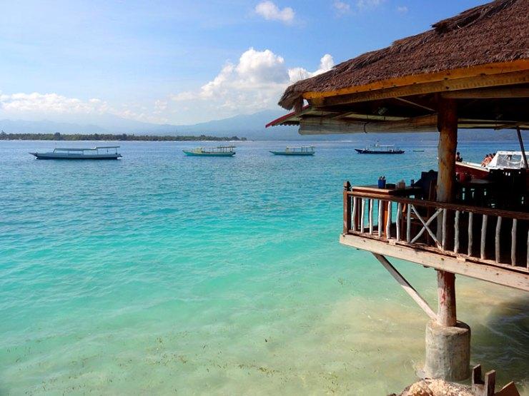 Gili Meno, Indonésia (Foto: Esse Mundo É Nosso)