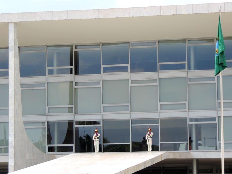 O que fazer em Brasília - Palácio do Planalto (Foto: Esse Mundo É Nosso)