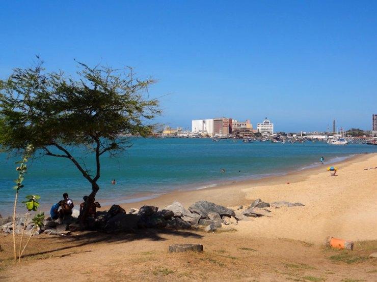 Praias de Fortaleza: Praia de Mucuripe (Foto: Esse Mundo É Nosso)
