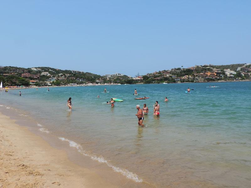 Praias de Búzios: Ferradura (Foto: Esse Mundo É Nosso)