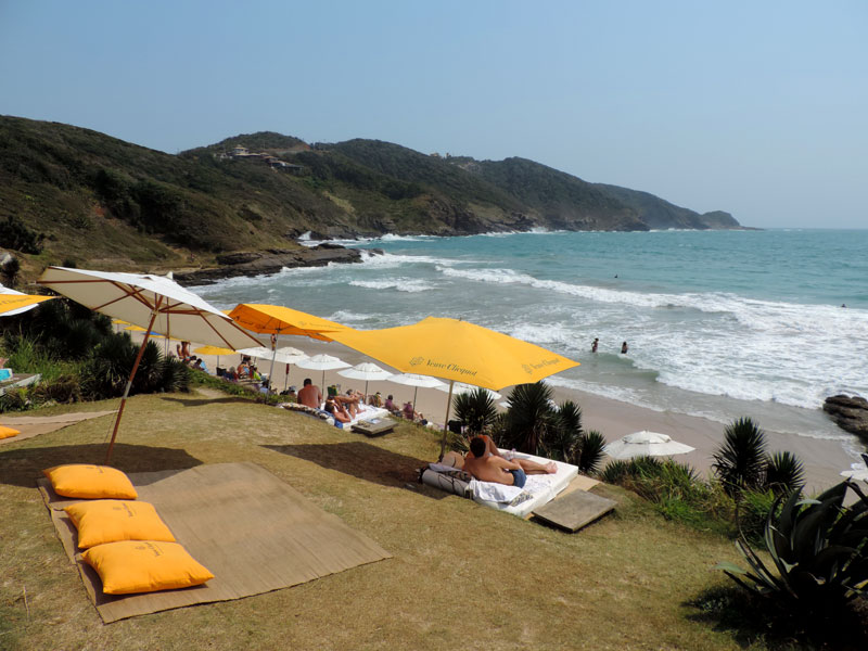 Quando ir pra Búzios: Praia Brava