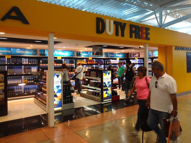 Compras em Curaçao - Duty Free Curaçao (Foto: Esse Mundo É Nosso)