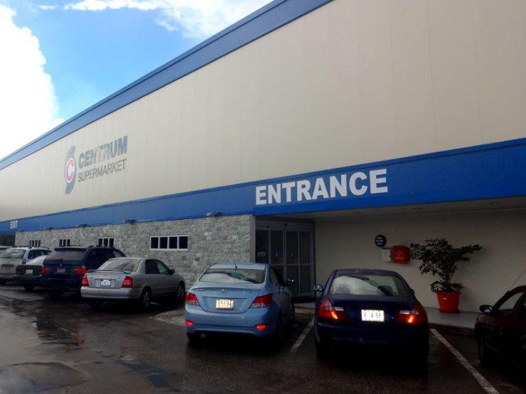 Compras em Curaçao - Centrum (Foto: Esse Mundo É Nosso)