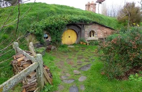 Hobbiton - Nova Zelândia (Foto: Henrique Bezerra)