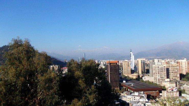 Cerro Santa Lucía (Foto: Esse Mundo é Nosso)