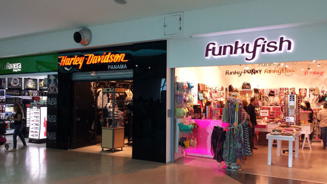 Free Shop do Panamá (Foto: Esse Mundo É Nosso)