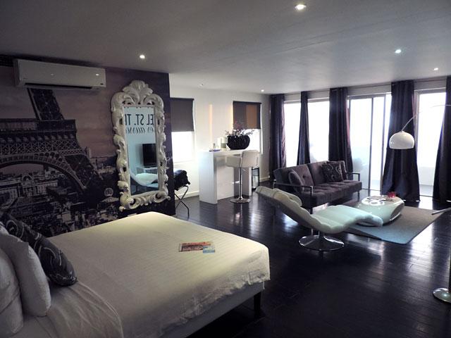 Saint Tropez Apartments & Suites (Foto: Esse Mundo É Nosso)