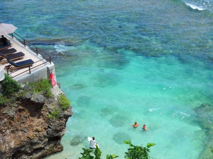 Blue Point em Uluwatu, Bali (Foto: Esse Mundo É Nosso)