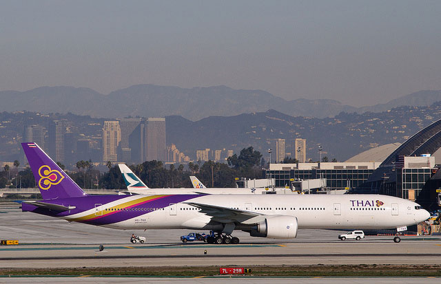 Como é voar Thai Airways (Foto: InSapphoWeTrust - CC BY-SA 2.0)