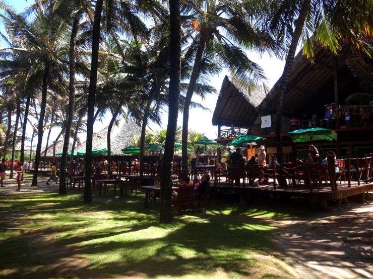Praias de Fortaleza: Croco Beach (Foto: Esse Mundo É Nosso)