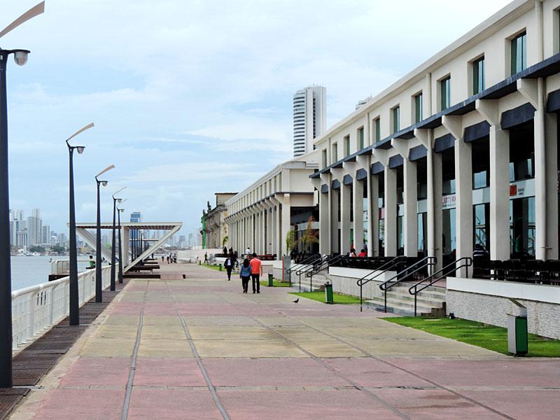 Armazéns do Porto, Recife (Foto: Esse Mundo É Nosso)
