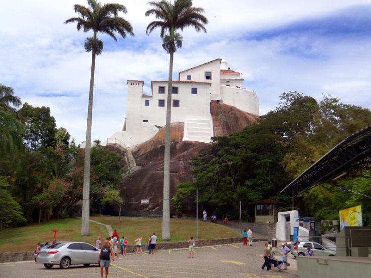 Convento da Penha, Vila Velha/ES (Foto: Esse Mundo É Nosso)