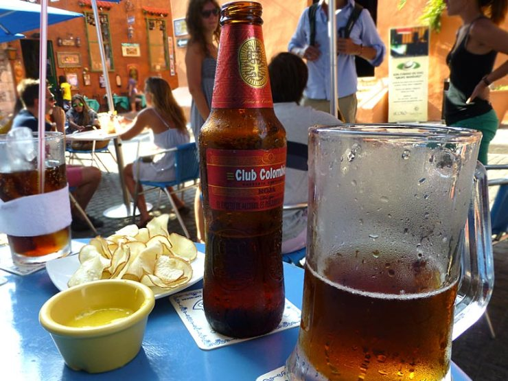 Onde comer em Cartagena: La Cevicheria (Foto: Esse Mundo É Nosso)