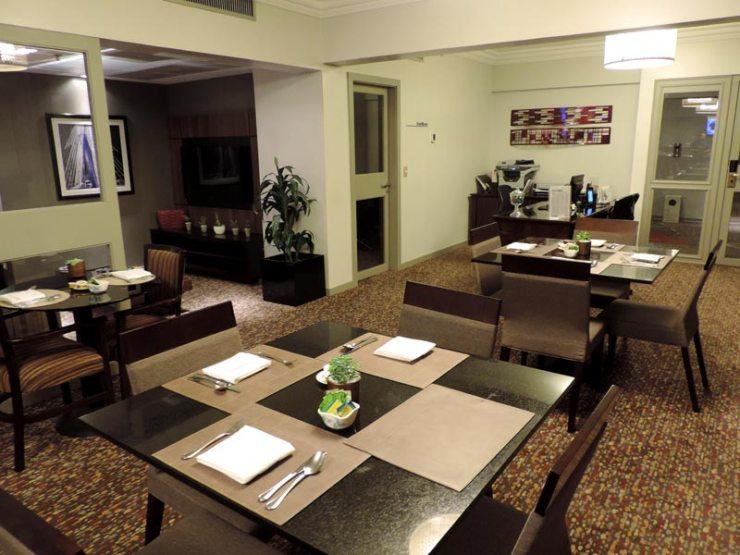 Hotel perto do aeroporto de Guarulhos: Marriott Sao Paulo Airport (Foto: Esse Mundo É Nosso)
