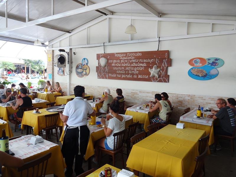 Onde comer moqueca em Vitória: Restaurante Partido Alto (Foto: Esse Mundo É Nosso)