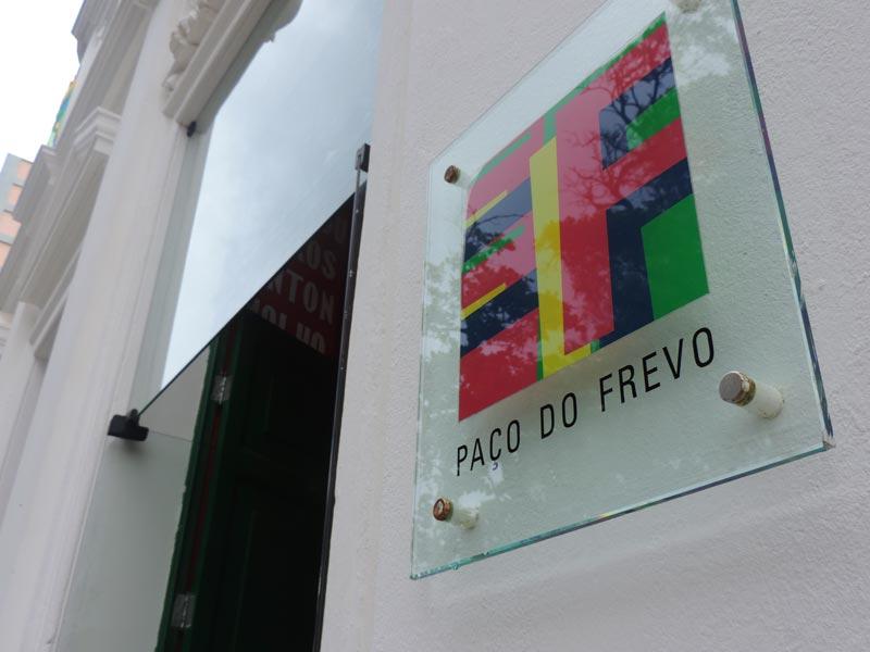 Paço do Frevo em Recife (Foto: Esse Mundo É Nosso)