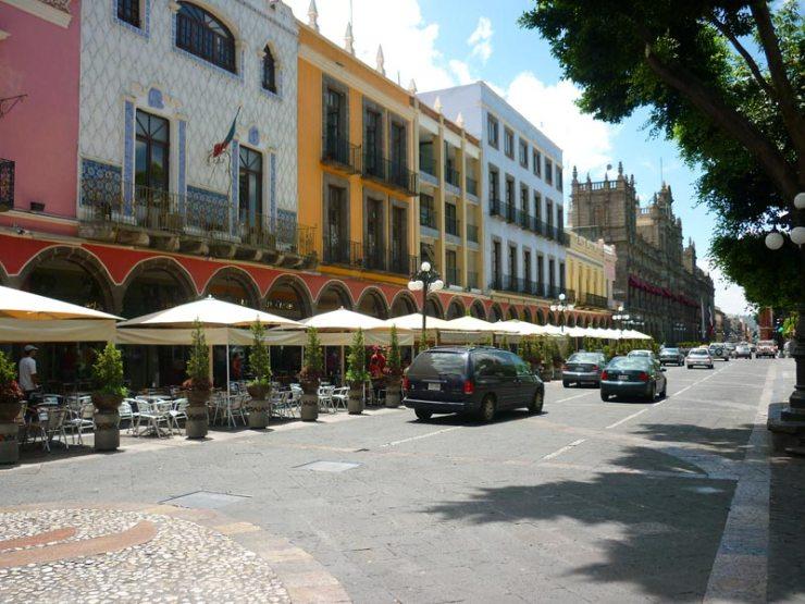 Puebla - México (Foto: Esse Mundo É Nosso)