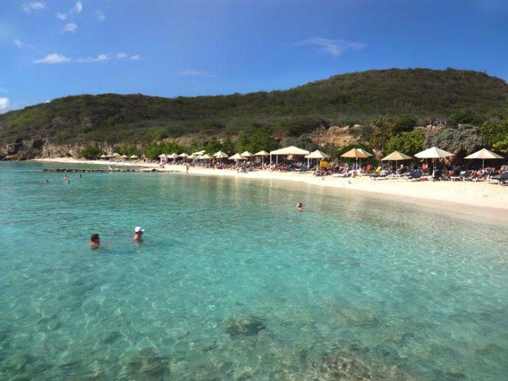 Melhores Praias de Curaçao: Porto Mari (Foto: Esse Mundo É Nosso)