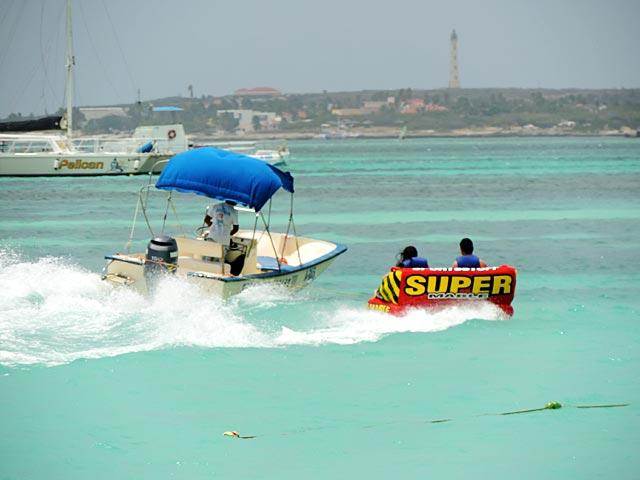 Preços em Aruba (Foto: Esse Mundo É Nosso)