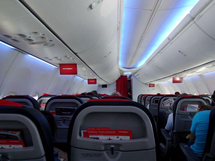 Como é voar Norwegian Airlines (Foto: Esse Mundo É Nosso)