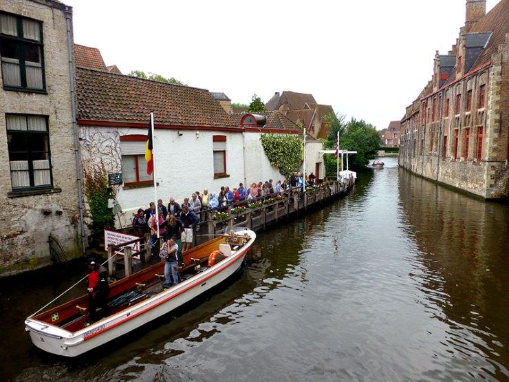 Brugges (Foto: Esse Mundo é Nosso)
