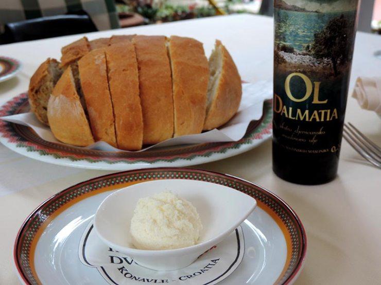 Dica de restaurante em Dubrovnik: Konavoski Dvori (Foto: Esse Mundo É Nosso)
