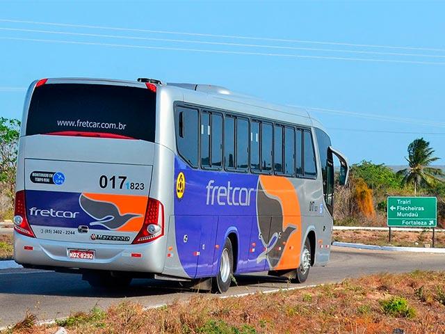 Como chegar a Jericoacoara (Foto: Fretcar)