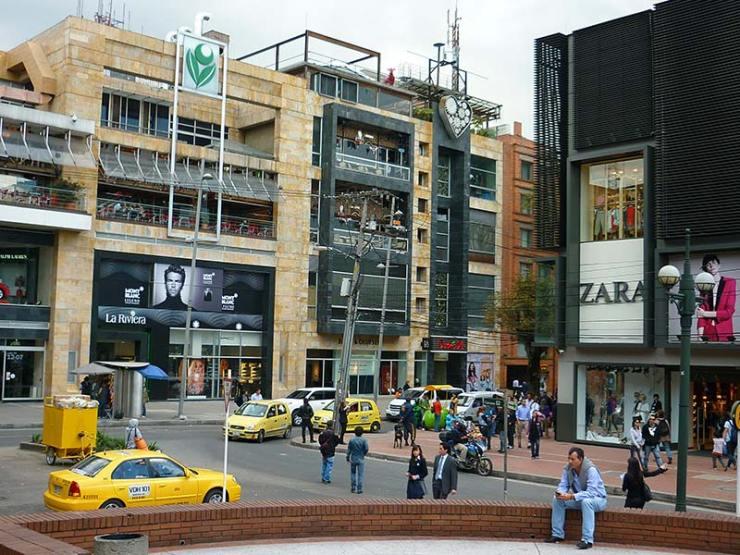 Conexão em Bogotá - Zona Rosa (Foto: Esse Mundo É Nosso)