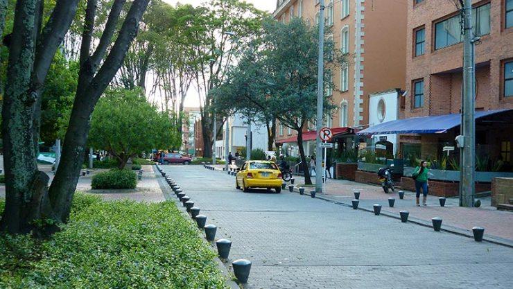 Conexão em Bogotá - Parque 93 (Foto: Esse Mundo É Nosso)