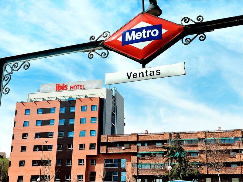 Dica de hotel em Madrid: Ibis Madrid Centro Las Ventas (Foto: Divulgação)