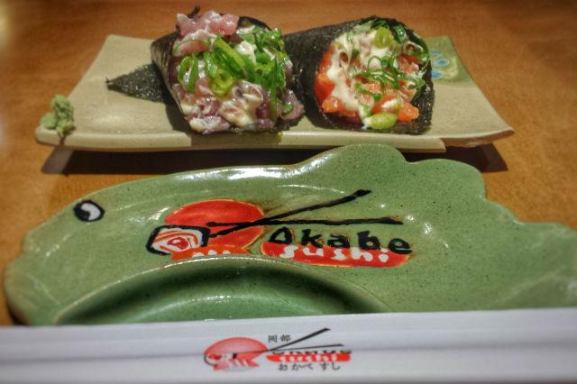 Okabe Sushi, rodízio japonês no Metrô Conceição (Foto: Esse Mundo É Nosso)