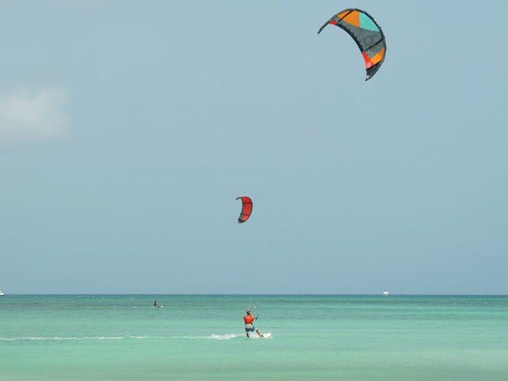 Praias de Aruba - Hadicurari Beach (Foto: Esse Mundo É Nosso)