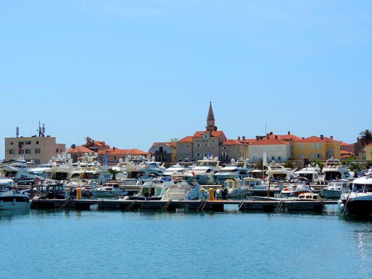Motivos para visitar Montenegro: Budva (Foto: Esse Mundo É Nosso)