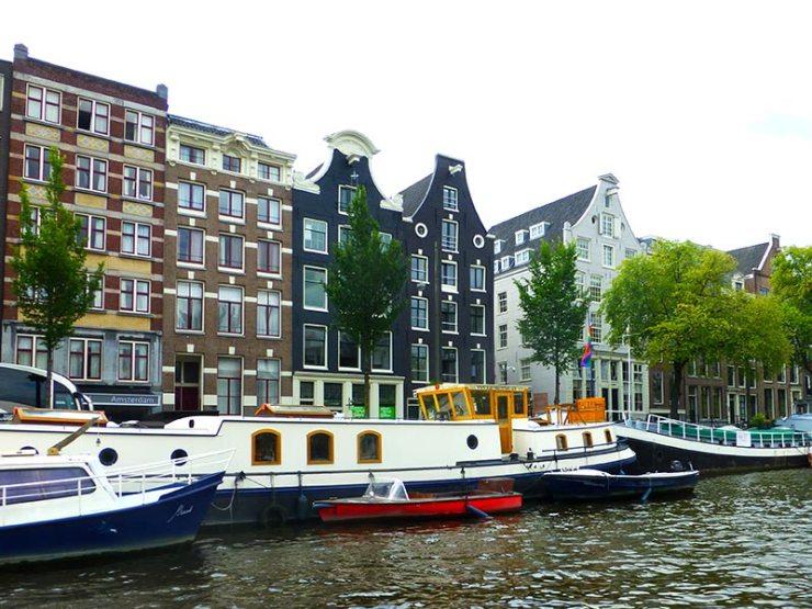 Passeio pelos canais de Amsterdam (Foto: Esse Mundo é Nosso)