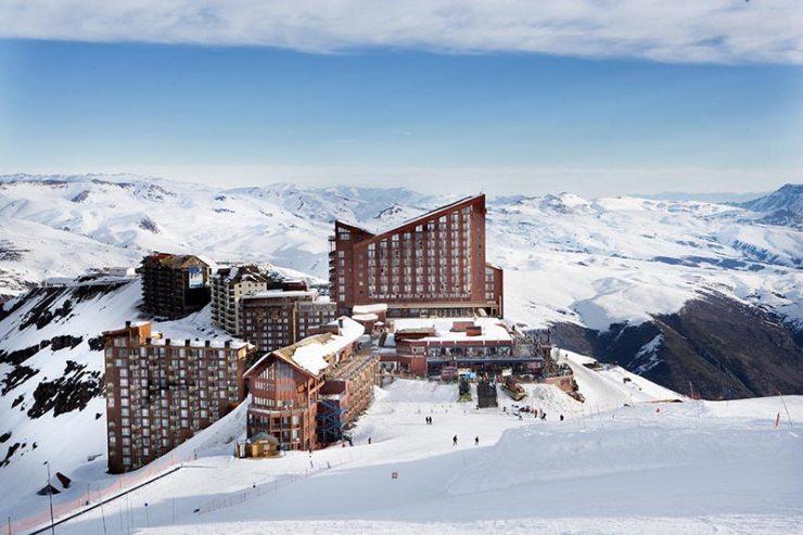 Valle Nevado Ski Resort - Temporada 2015 (Foto: Divulgação)